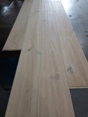OAK FLOORING CD grade 190x15/4mm handscraft