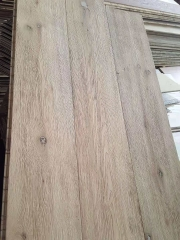 HANDSCRAFT AND DEEP BRUSH OAK FLOORING 189X15/4MM